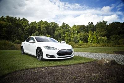 Tesla collision repair Newcastle