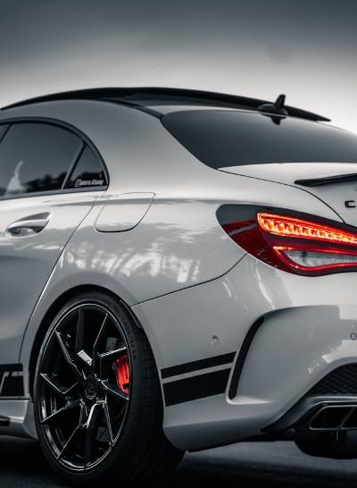 Pacific Auto Body Redmond Mercedes collision repairs