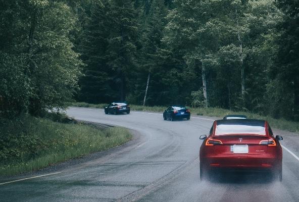 Pacific Auto Body Seattle Tesla certified body shop